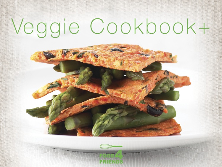 Veggie Cookbook+