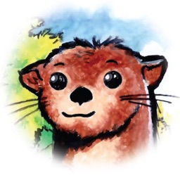 Otto the Otter Narrated Children's Book for iPad Free