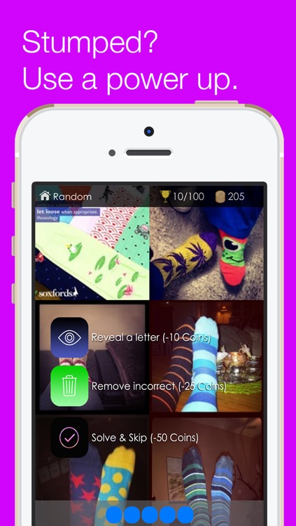 Pixtaword: Word Guessing Game for Instagram screenshot-4