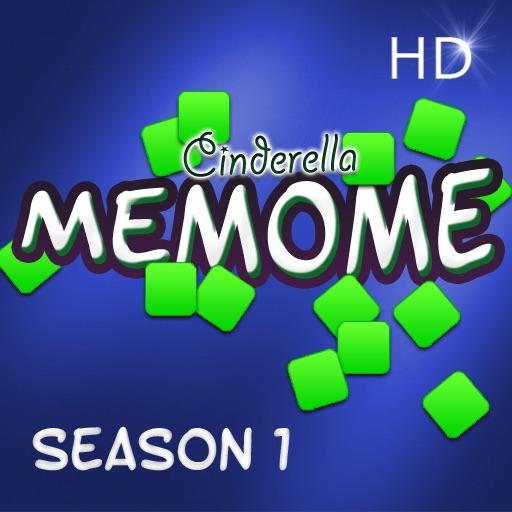 MemoMe Золушка, вып. 1. Детская игра для развития памяти