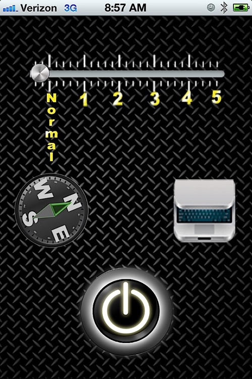 Military Flashlight - Compass, Strobe Light, Morse Code!