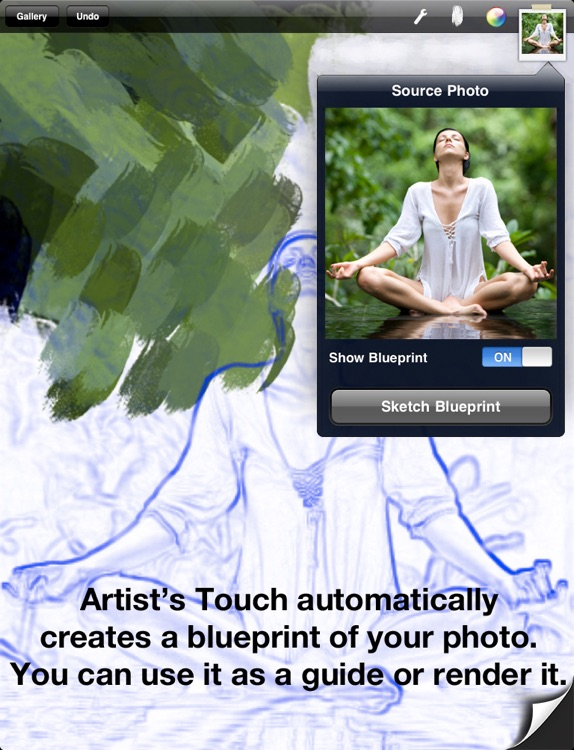 Artist's Touch for iPad