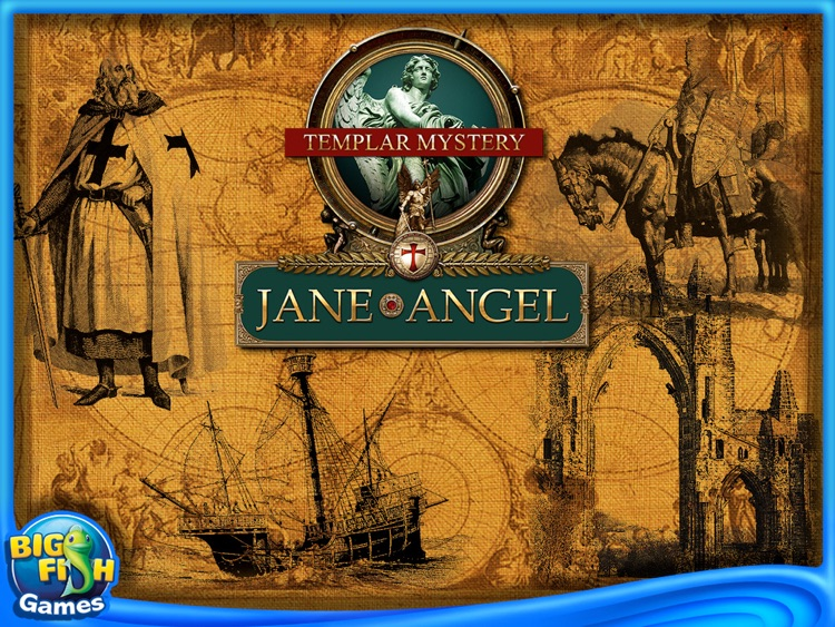 Jane Angel: Templar Mystery HD (Full)