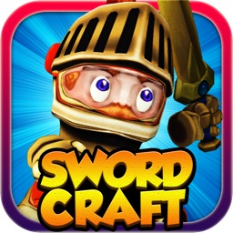Sword Craft 3D Game - Fun Fantasy World Gone Odd