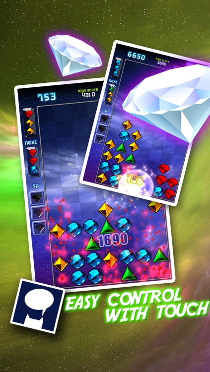Hexa Gems Free screenshot-1