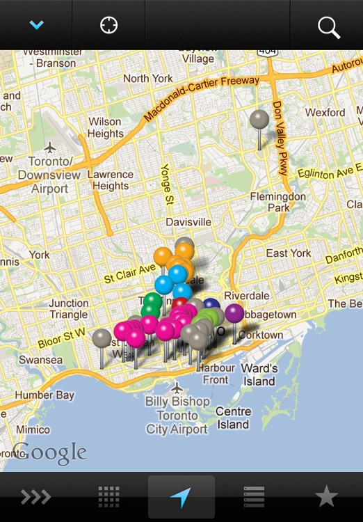 Toronto: Wallpaper* City Guide screenshot-3