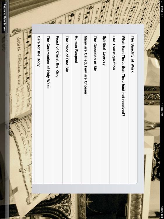 iMass HD screenshot-4