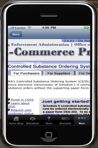 DEA App screenshot-4