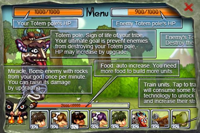 Ancient War Screenshot