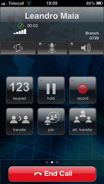 Telecall - Free calls, Free international calls and Virtual Numbers screenshot-4
