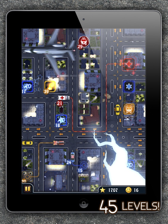 Rescue City iPad Edition