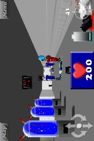 Area 52 Escape Lite screenshot-4