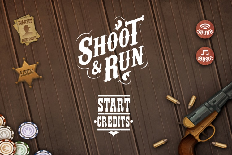 Shoot & Run screenshot-0