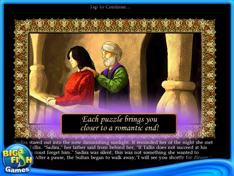 The Sultan's Labyrinth HD screenshot-4