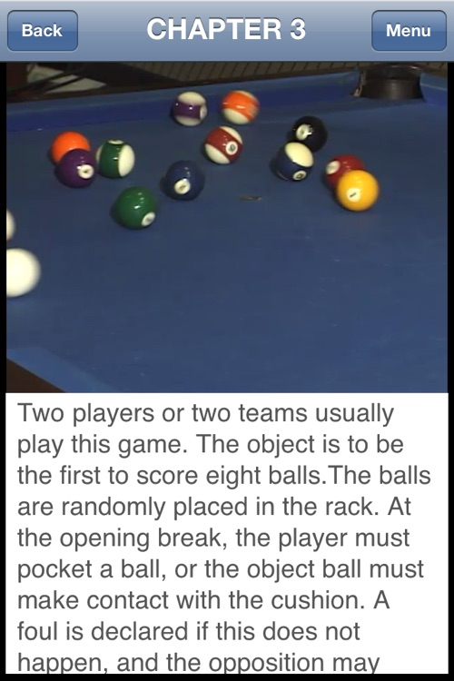 Pool Master - Tips and Shots for Billiards and Snooker screenshot-3
