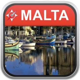 Offline Map Malta: City Navigator Maps