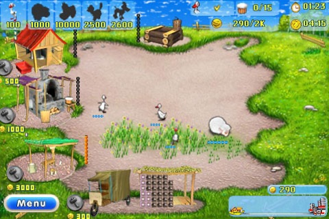 Farm Frenzy Lite