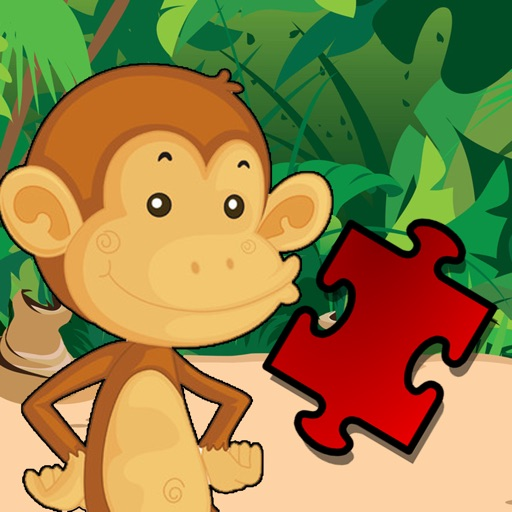Monkey Puzzles: Preschool Learning for Kids