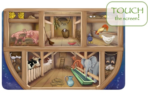 Bible Stories for Children: Noah's Ark screenshot-2