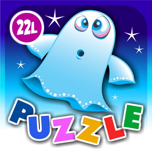 Abby Monkey®: Halloween Puzzle for Toddlers and Preschool Explorers icon
