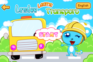 Landee Kids:Learns Transport screenshot one