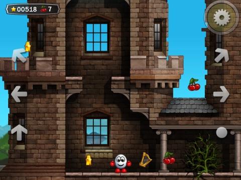 Screenshot #2 for Dizzy - Prince of the Yolkfolk for iPad