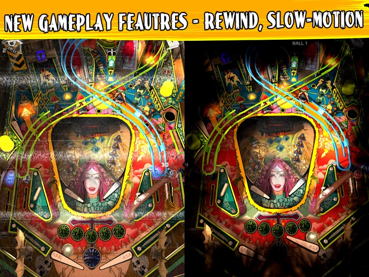 Real Pinball HD - Vampire screenshot-1