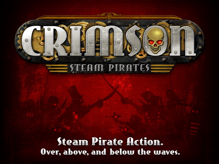 Crimson: Steam Pirates