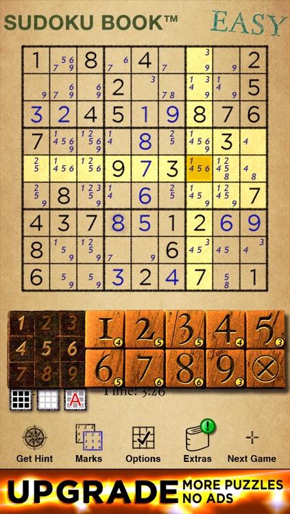 Big Bad Sudoku Book Free screenshot-3