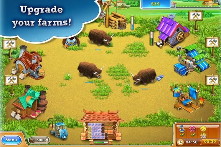 Farm Frenzy 3 Free screenshot-3