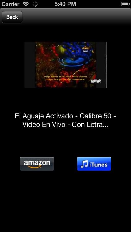 Latin Hits! (Free) - Get The Newest Latin American music charts! screenshot-4