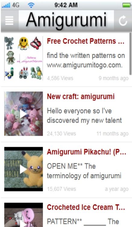 Amigurumi: Learn Amigurumi Crochet The Easy Way!! screenshot-4