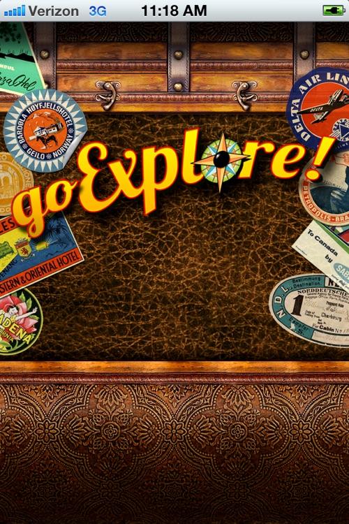 Go Explore! by LightningHammer