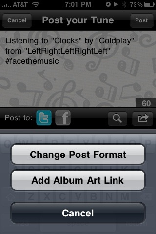 Face the Music for iPad/iPhone 4 x Update! by ShabzCo, LLC
