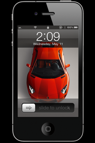 HD Wallpapers & Backgrounds for iPhone/iPod touch Screenshot 5