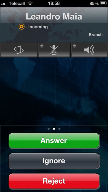 Telecall - Free calls, Free international calls and Virtual Numbers screenshot-3