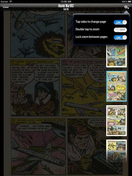 Pulp Reader - Comic Reader