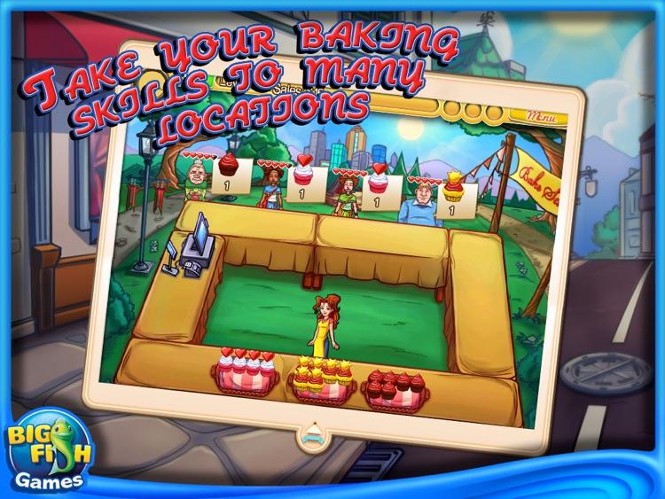 Jessica's Cupcake Café HD (Full) screenshot-3