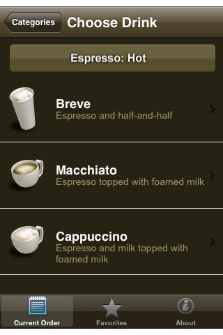 Coffee Order screenshot-3