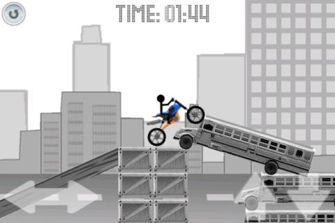 Doodle Moto Race screenshot-4