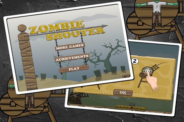 Zombie Shooter Free screenshot-0