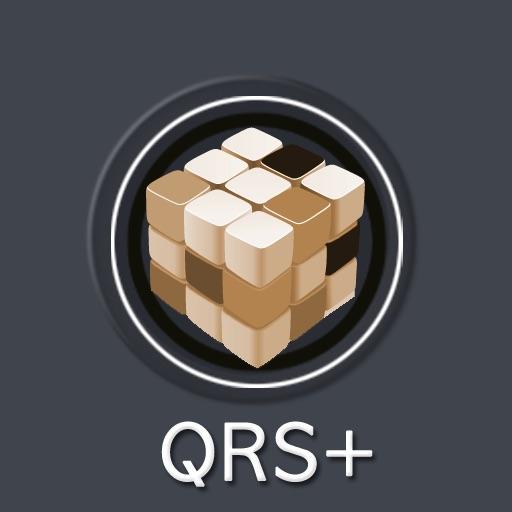 QR Code Generator/Scanner (QRS+)