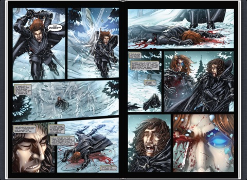 A Game Of Thrones The Graphic Novel Volume One By George Rr