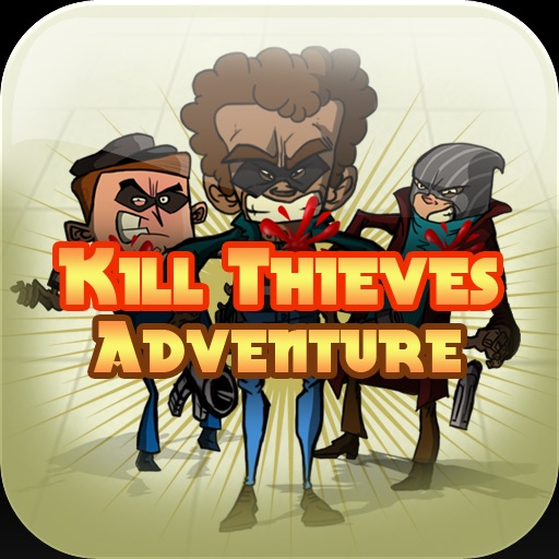 Kill Thieves Adventure Game HD