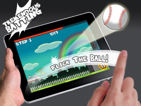 Flick Home Run ! HD для iPad