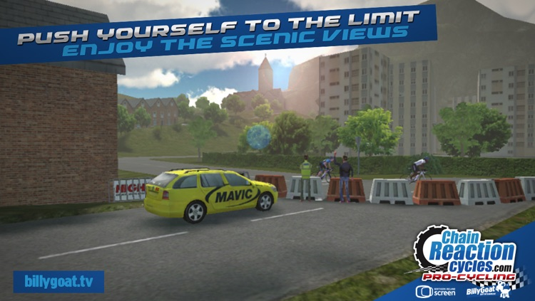 CRC Pro-Cycling screenshot-3