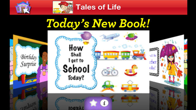 Read Me Stories - Children's books Screenshot