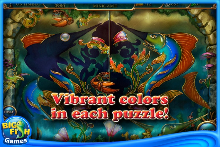 Hidden Wonders of the Depths 3: Atlantis Adventures (Full) screenshot-3