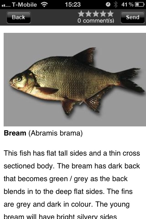 Fish Records