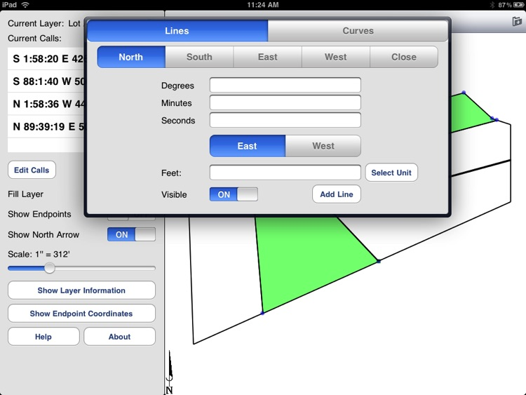 Metes and Bounds Pro screenshot-3